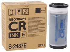 RISO S-2487E MÜREKKEP CR-1610/1630   800ml